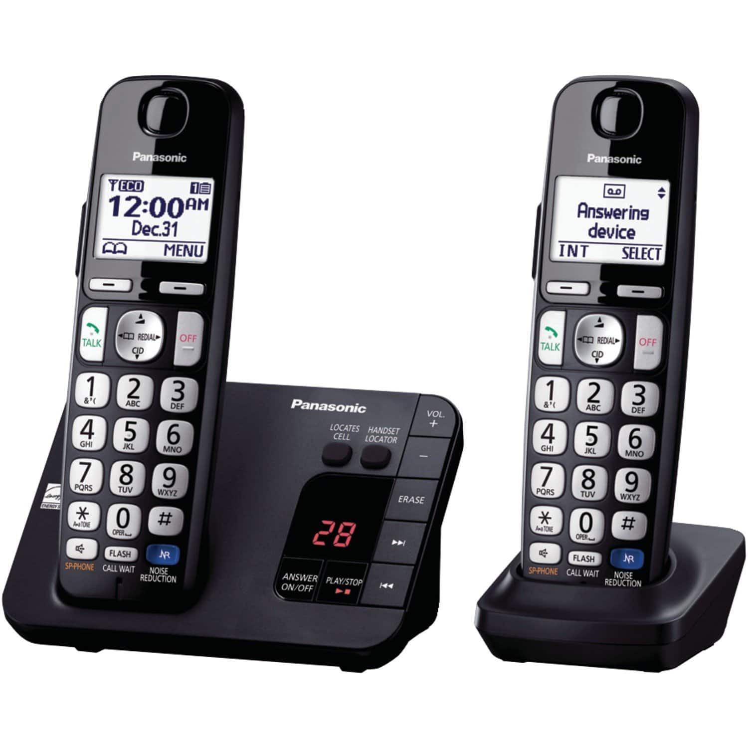12/11 Panasoinc Deal of the Day-Save up to 40% on Panasonic Phones $44.95