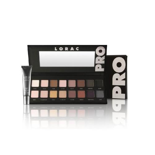 LORAC Eyeshadow Pro Palette, Pro 3 Palette $28.05 + tax (Amazon)