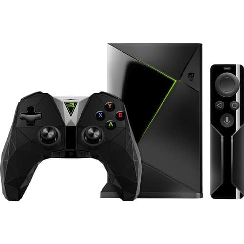NVIDIA - SHIELD TV 16 GB Streaming Media Player with Controller - 169.99 3 Months of YouTube Red ,NEWEGG, BEST BUY $169.99