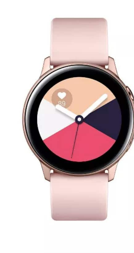 samsung galaxy watch active at target for $144 with 20 percent coupon from black friday (ymmv)