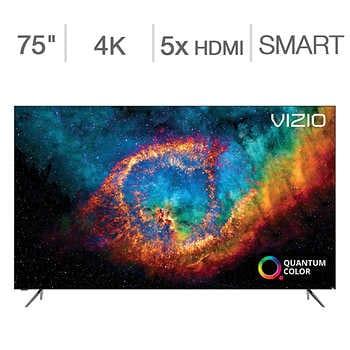 "Vizio 75"" Class - PX-Series - 4K UHD Quantum LED LCD TV $1299"
