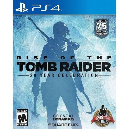 Rise of the Tomb Raider PS4 $9.99