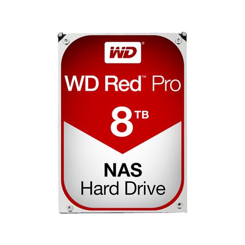 "WD Red Pro WD8001FFWX 8TB 7200 RPM 128MB Cache SATA 6.0Gb/s 3.5"" Hard Drive Bare Drive $289.99"