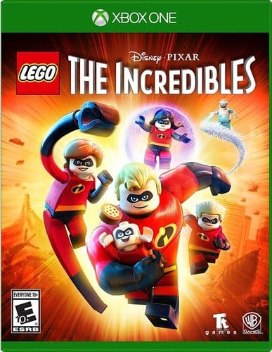 LEGO The Incredibles [Disc, Standard, Xbox One] $17.99