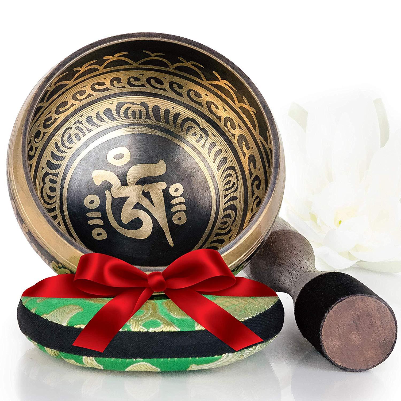 Silent Mind Singing Bowl 16 17 W Free Shipping Tibetan