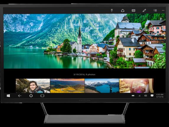 "32"" HP Pavilion 2560x1440 QHD LED Monitor $319.99 + Free Shipping"