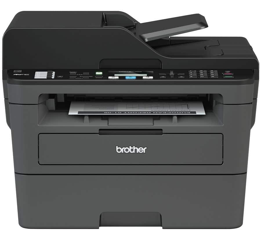 Brother Compact Wireless Mono All-In-One Laser Printer - $130