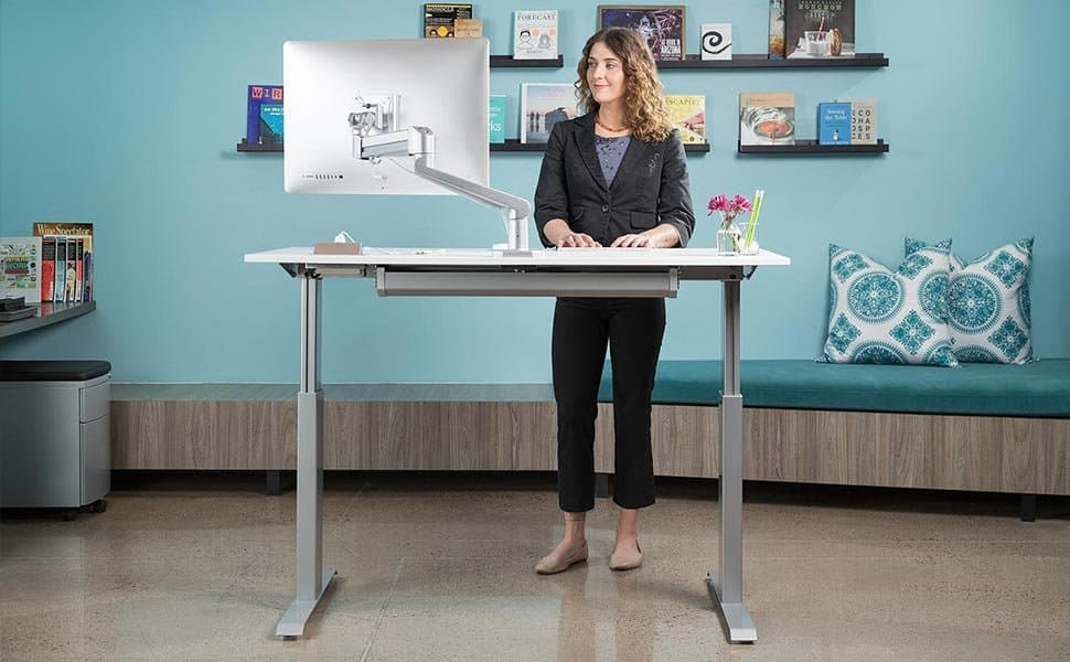 Electric Standing Desks Now $100 OFF Starting at $379 + Free Shipping