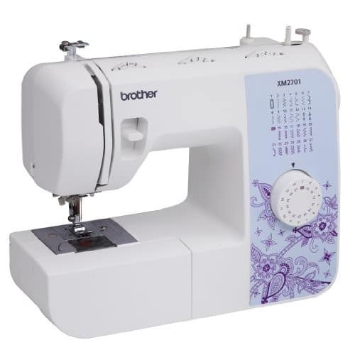 Brother XM2701 Lightweight Sewing Machine with 27 Stitches $76