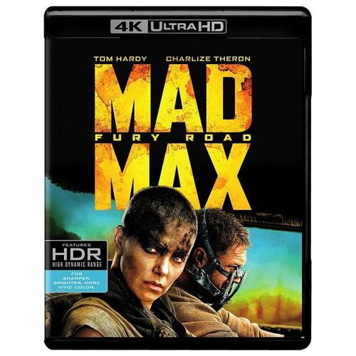 Mad Max: Fury Road 4K Ultra HD $14.96