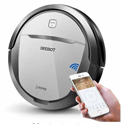 $50 Off Ecovacs Deebot M80 Pro Robotic Vacuum Cleaner -  $179.98