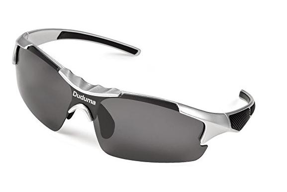 Duduma Polarized Casual Sports Sunglasses for Baseball Cycling Fishing Golf Tr46 Unbreakable Multicolor Frame - $7.80 @ Amazon