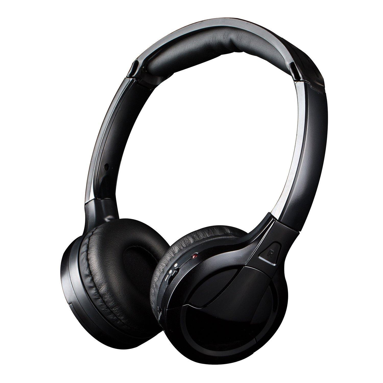 Wireless TV Headphones, Wireless RF Stereo Headphones Headset Earphone $23.99 @ Amazon