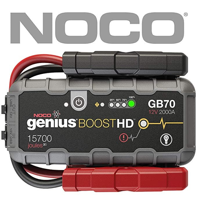 NOCO Genius GB70 2000 Amp Battery Charger at Pep Boys - $159.99