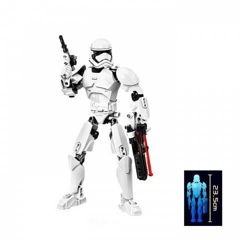 Clone Trooper 9,2 INCH building blocks $3.88