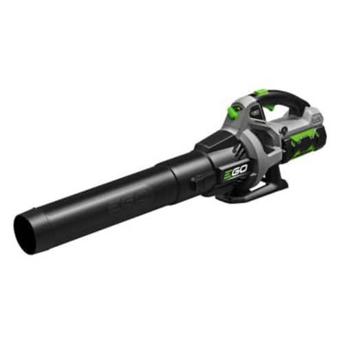 EGO 110 MPH 530 CFM Variable-Speed Turbo 56-Volt Lithium-ion Cordless Electric Blower w/ 2.5Ah Battery and Charger Included $179