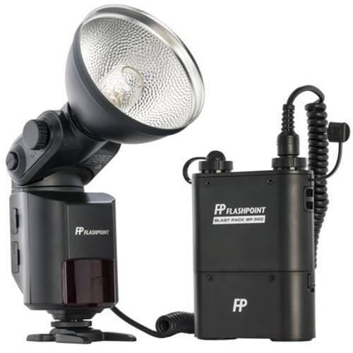 $299 - Flashpoint StreakLight 360 Ws Flash TTL for Canon/Nikon with BP-960 Power Pack SL-360-TTL-CK1