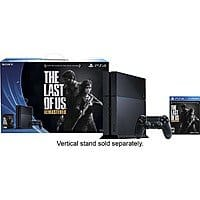 Best Buy Deal: Playstation 4 500Gb console  + The Last of Us game + The Order 1886 game + Chappie blu ray for  $399 @ bestbuy.com