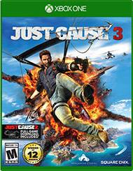 Just Cause 3 (Xbox One Digital Download) for $15.00 @ gamestop.com