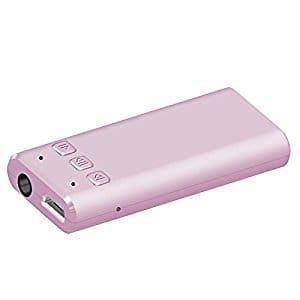 Bluetooth Audio Wireless Music Streaming Adapter with Hands-free Calling and 3.5mm Stereo Output for $6.44 @ Amazon.com