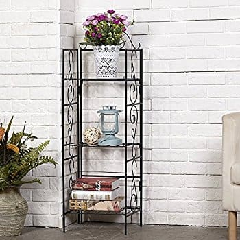 Amagabeli Versatile 3 Tier Standing Wire Shelf for $17.99 @ Amazon.com
