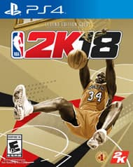NBA 2K18 Legend Edition Gold (Switch/Xbone/PS4) for $59.99 @ gamestop.com