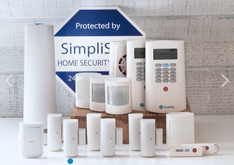 Simplisafe Wireless Home Security Mand Bravo