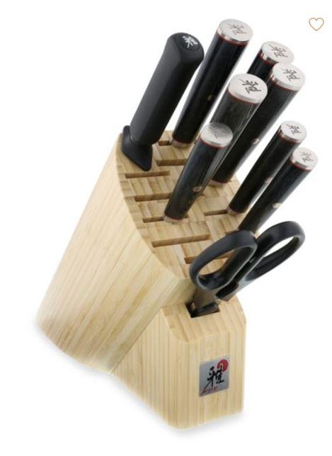 Miyabi 9 piece knife set 169 $169.99