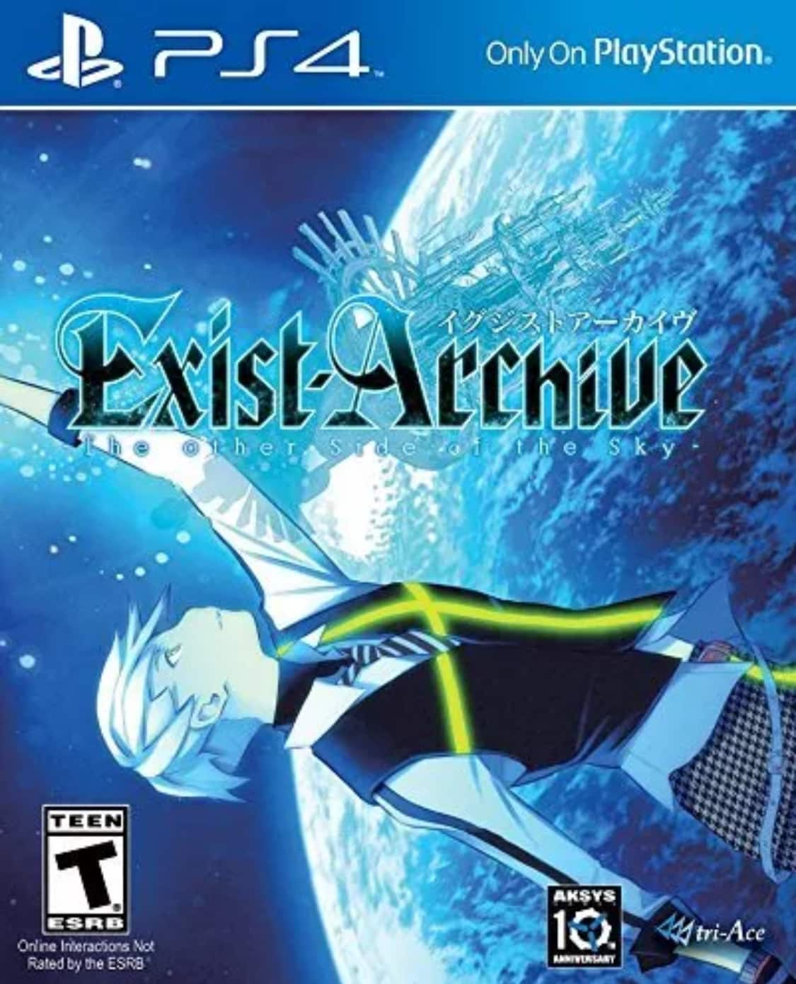 Exist Archive: The Other Side of the Sky - PlayStation 4 and PlayStation Vita $15.8