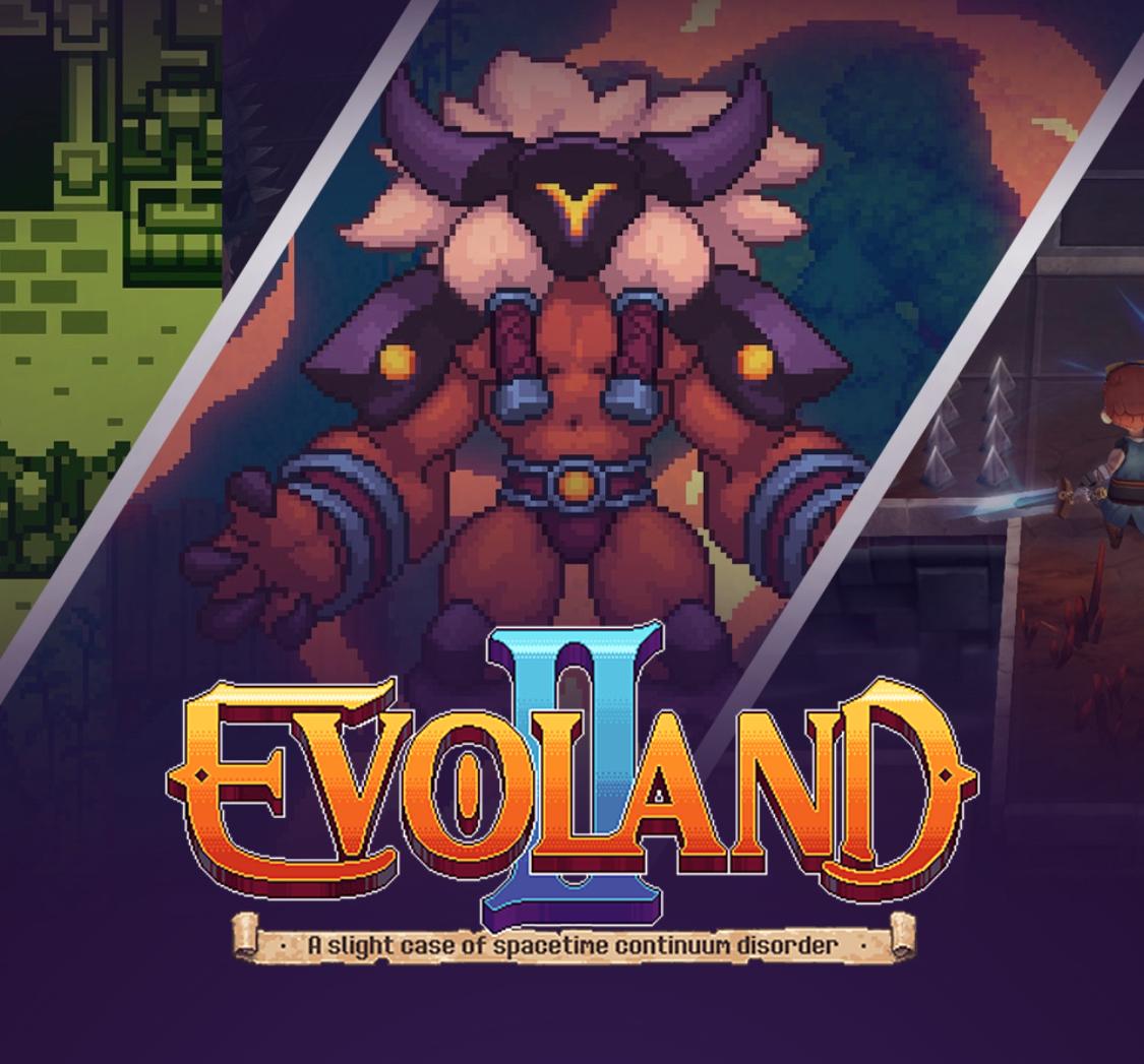 Chrono.gg: $5 Evoland 2 on Steam