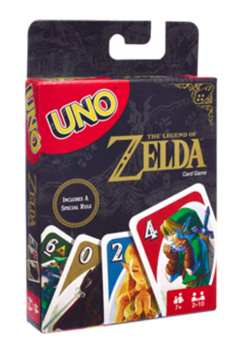 GameStop: $5.59 UNO The Legend of Zelda Card Game