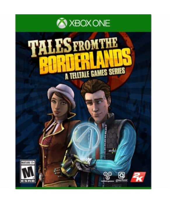 Bestbuy: $7.99 Tales from the Borderlands - Xbox One