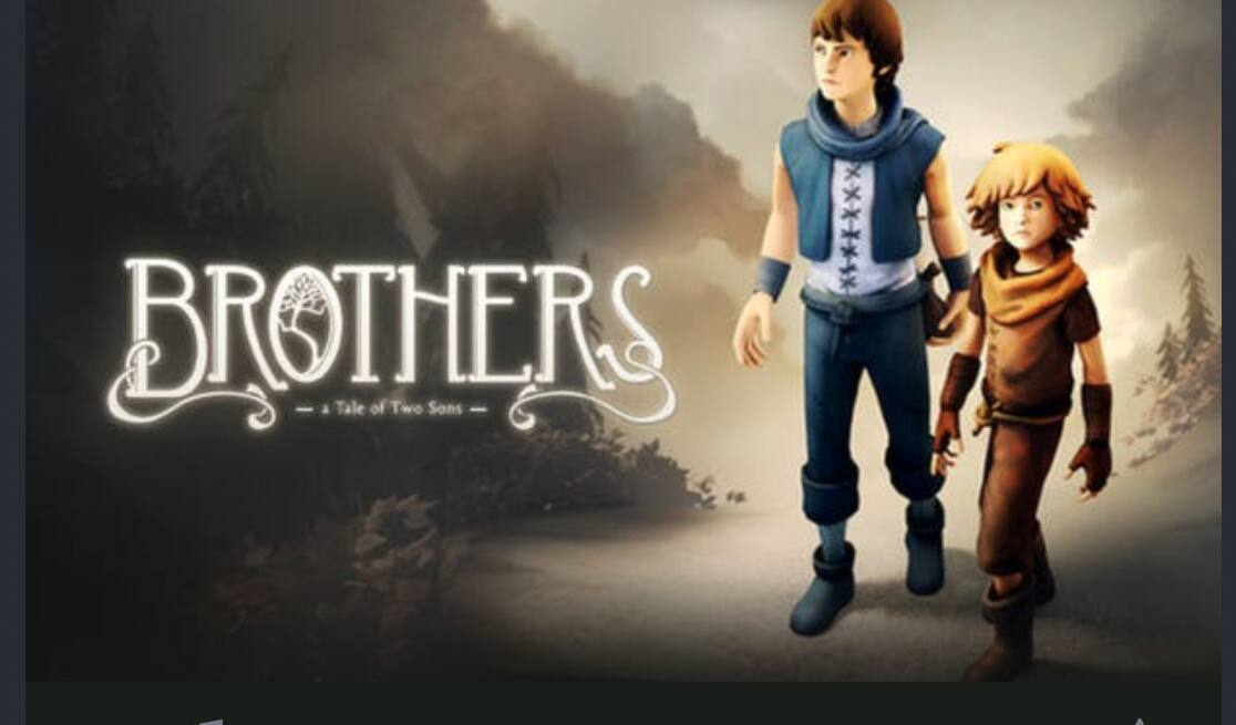 Humble: $2.99 Brothers- A Tale of Two Sons PC