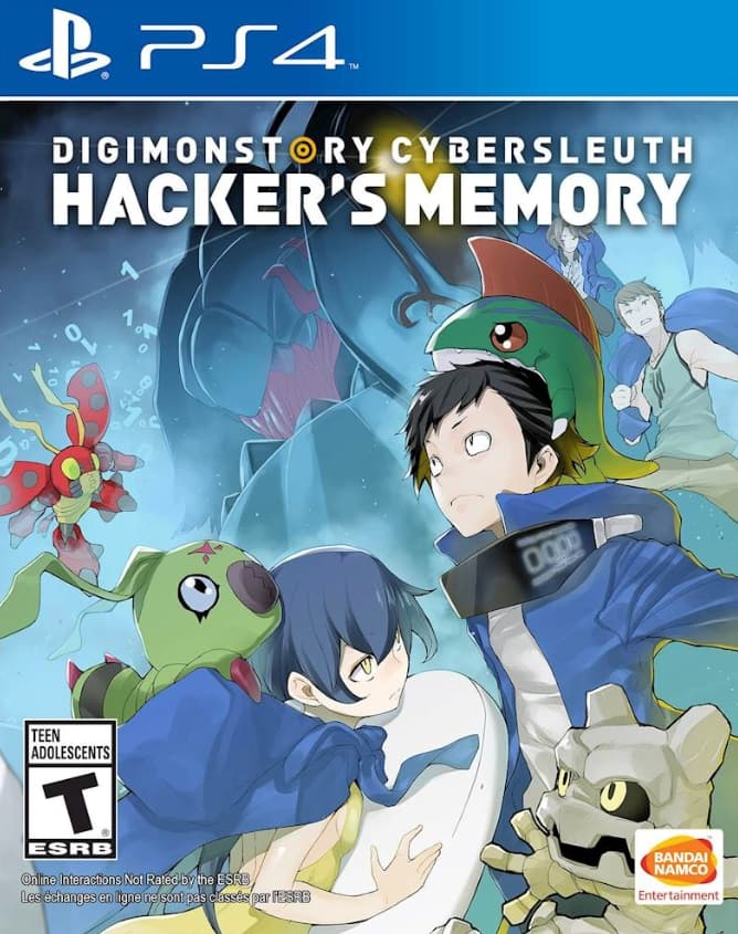 BestBuy: $31 with GCU Digimon Story Cyber Sleuth: Hacker's Memory - PlayStation 4