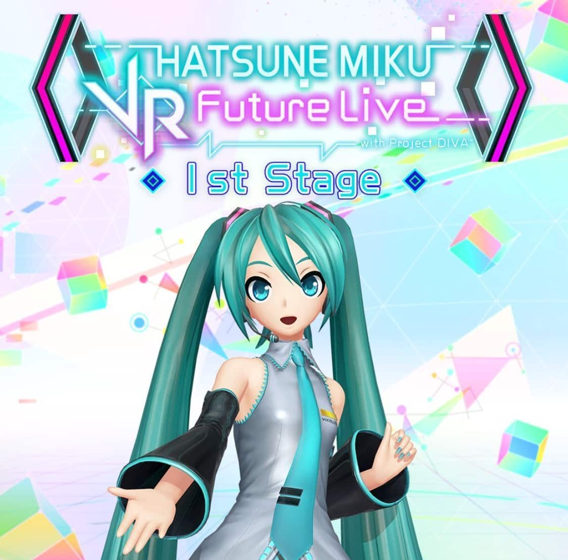 Amazon: $8.99  Hatsune Miku: VR Future Live - 1st Stage - PlayStation VR [Digital Code]