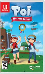 GameStop: $14.99 Poi: Explorer Edition - Nintendo Switch