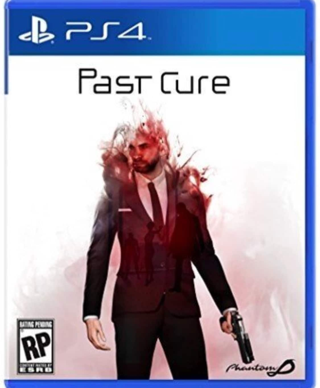 Amazon Add-on: $6.91 Past Cure PS4 PlayStation 4 Physical Copy
