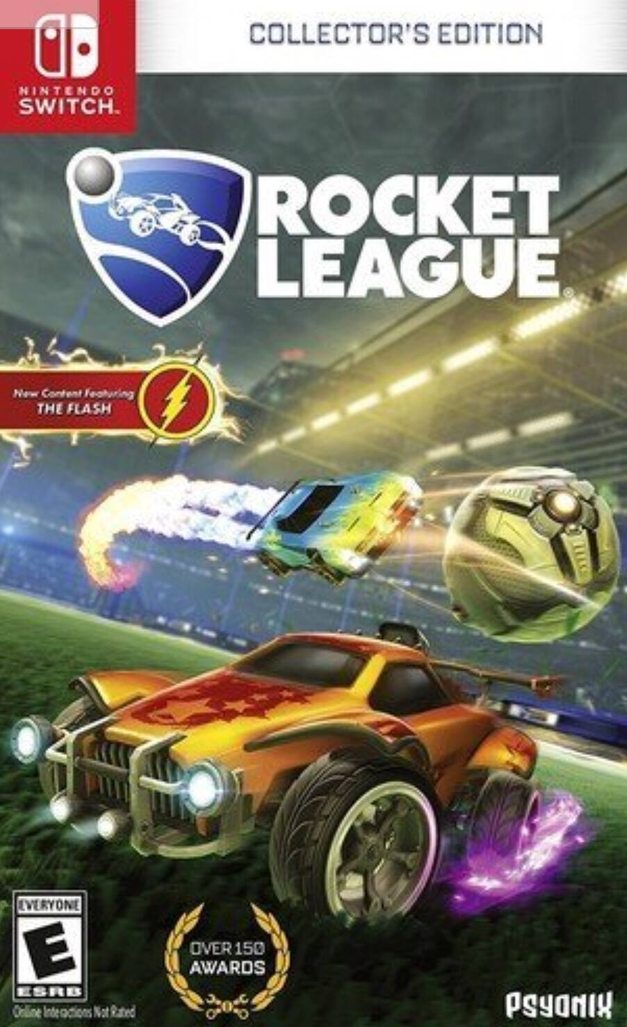 Walmart: $26.73  Rocket League: Collector's Edition - Nintendo Switch