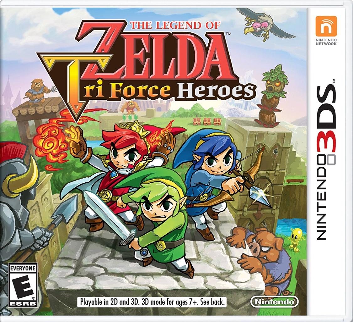 GameStop: $22 48 2 Copies of Legend of Zelda: Triforce