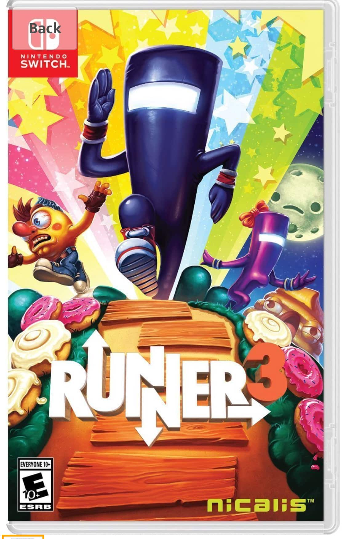 Amazon: $31.99 Runner3 - Nintendo Switch Physical