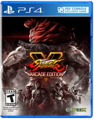 Street fighter 30th anniversary collection for playstation 4.