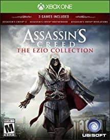Amazon: $19.93 Assassin's Creed The Ezio Collection - Xbox One