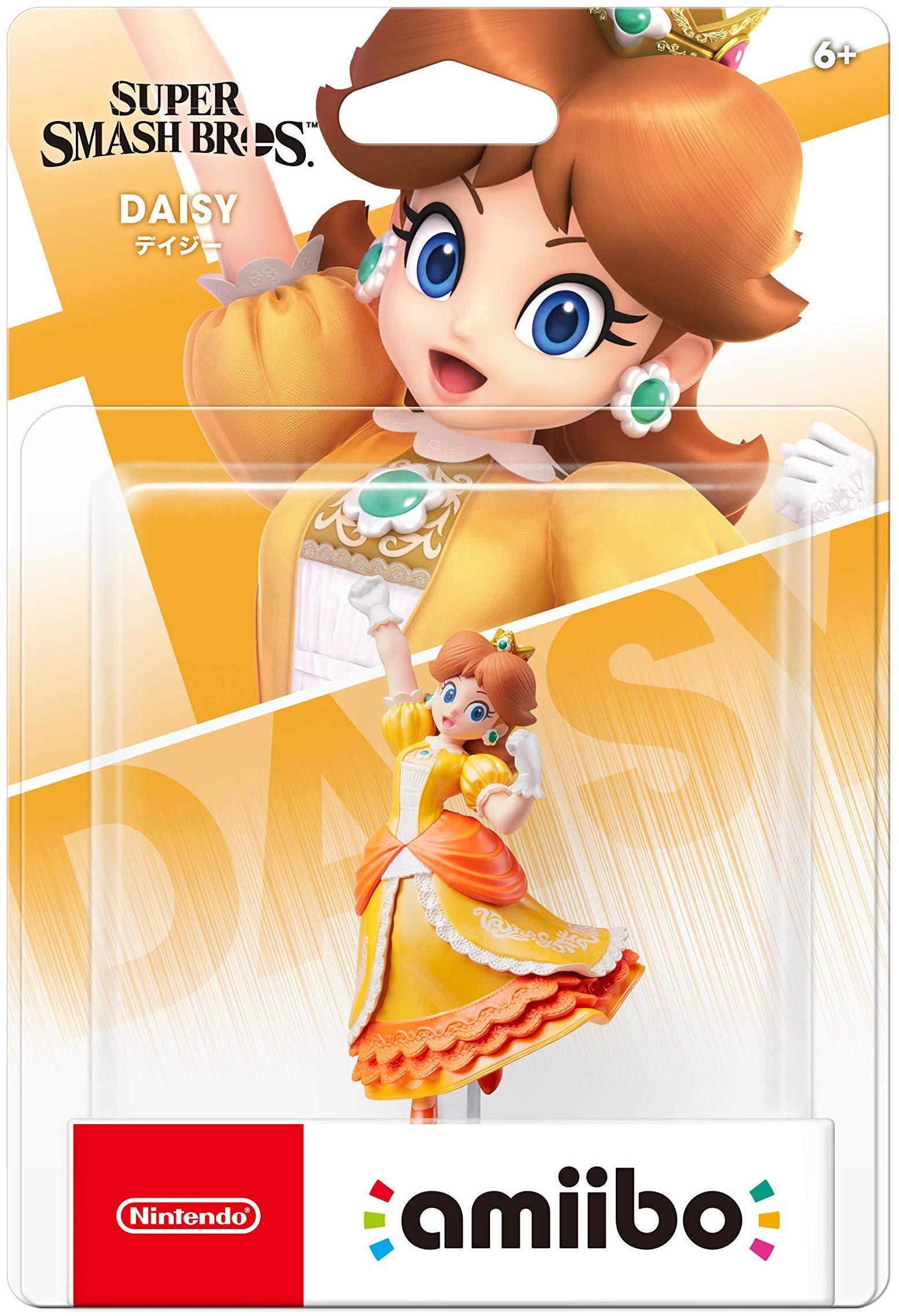 Amazon: Amiibo Daisy, Young Link, Ken Pre-orders Available + $.51 off Daisy Amiibo $15