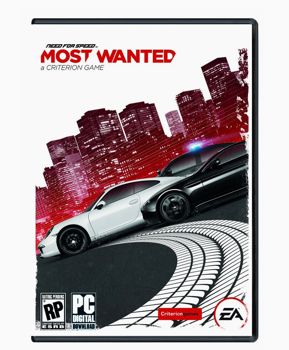 Amazon: Need for Speed Most Wanted [Online Game Code] $1.99