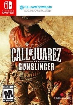 Square Enix Store: Call of Juarez Gunslinger Nintendo Switch $12