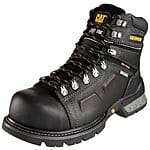 "Caterpillar Men's Endure 6"" Superduty Waterproof Steel Toe Boot $79.99 Fs @ Amazon LD (Reg $140)"