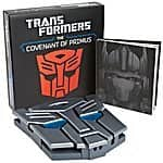 Transformers: The Covenant of Primus Hardcover $29.99 Amazon Prime Exclusive Deal