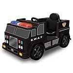 50% OFF Kid Motorz SWAT Car @ $87.53, Kid Motorz Ride On Jet, 6V @ $84.39 w/ coupon + Free shipping Amazon
