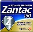 Zantac 150 Maximum Strength Tablets, Regular, 24 Count (Add on Item) $3.59 @ Amazon