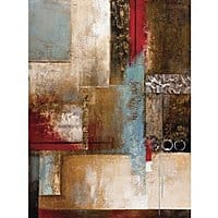 Amazon Deal: 90% OFF Yosemite Home Decor YA100075A Fading Into Hand Painted Abstract Wall Art $8 w/ coupon Fs Amazon (Staples $187)